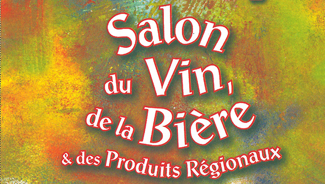 Invitation salon du vin Dunkerque 2014