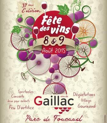 Fête des vins de Gaillac 2015