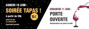 Journées Portes ouverte 2017 Domaine de Labarthe